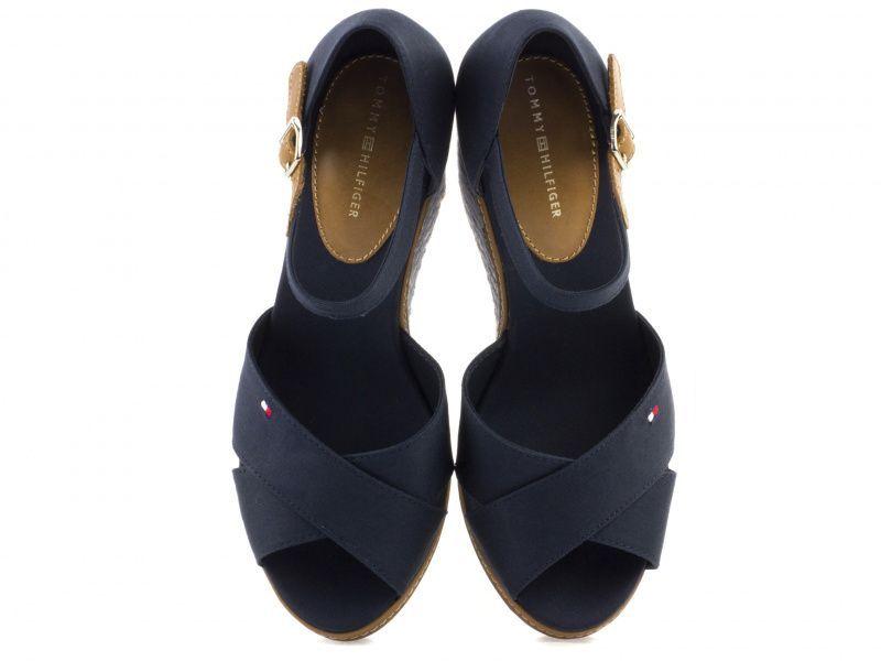 Босоножки женские Tommy Hilfiger TD947 брендовая обувь, 2017