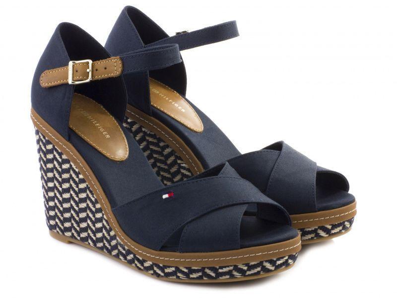 Босоножки женские Tommy Hilfiger TD947 модная обувь, 2017