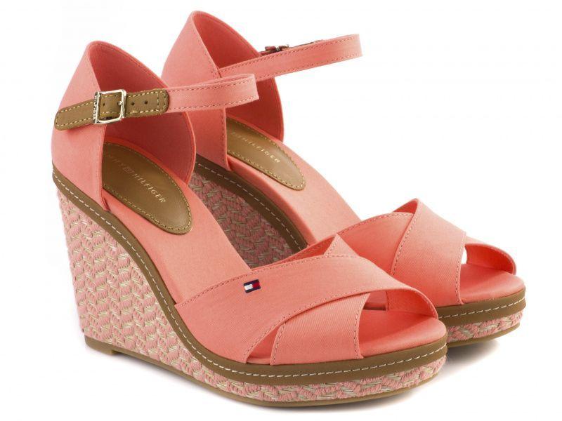 Босоножки женские Tommy Hilfiger TD948 брендовая обувь, 2017