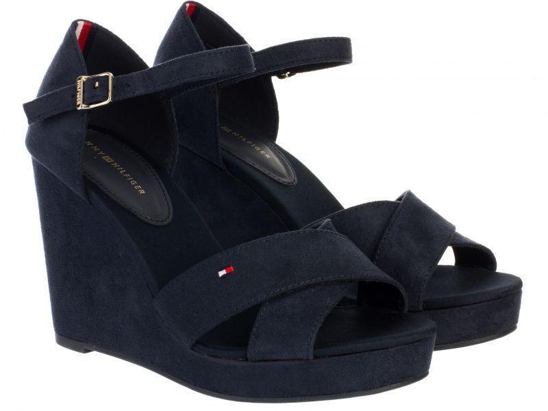 Босоножки женские Tommy Hilfiger TD952 модная обувь, 2017