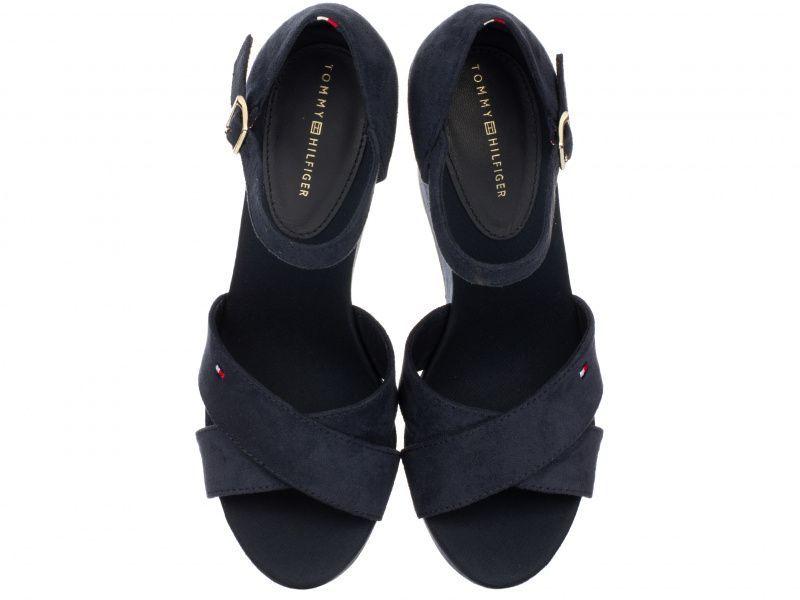 Босоножки женские Tommy Hilfiger TD952 брендовая обувь, 2017