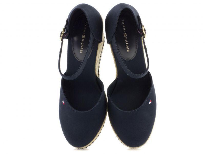 Босоножки женские Tommy Hilfiger TD956 брендовая обувь, 2017