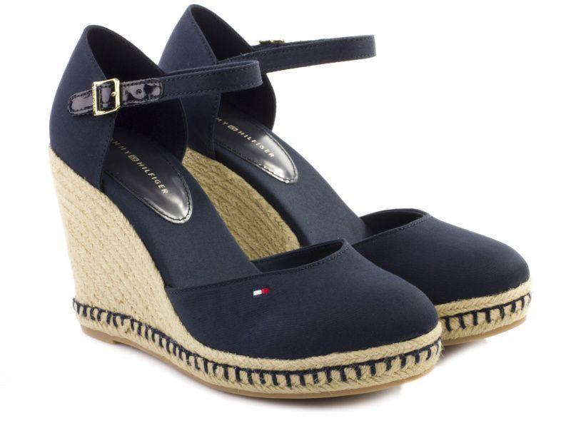 Босоножки женские Tommy Hilfiger TD956 модная обувь, 2017