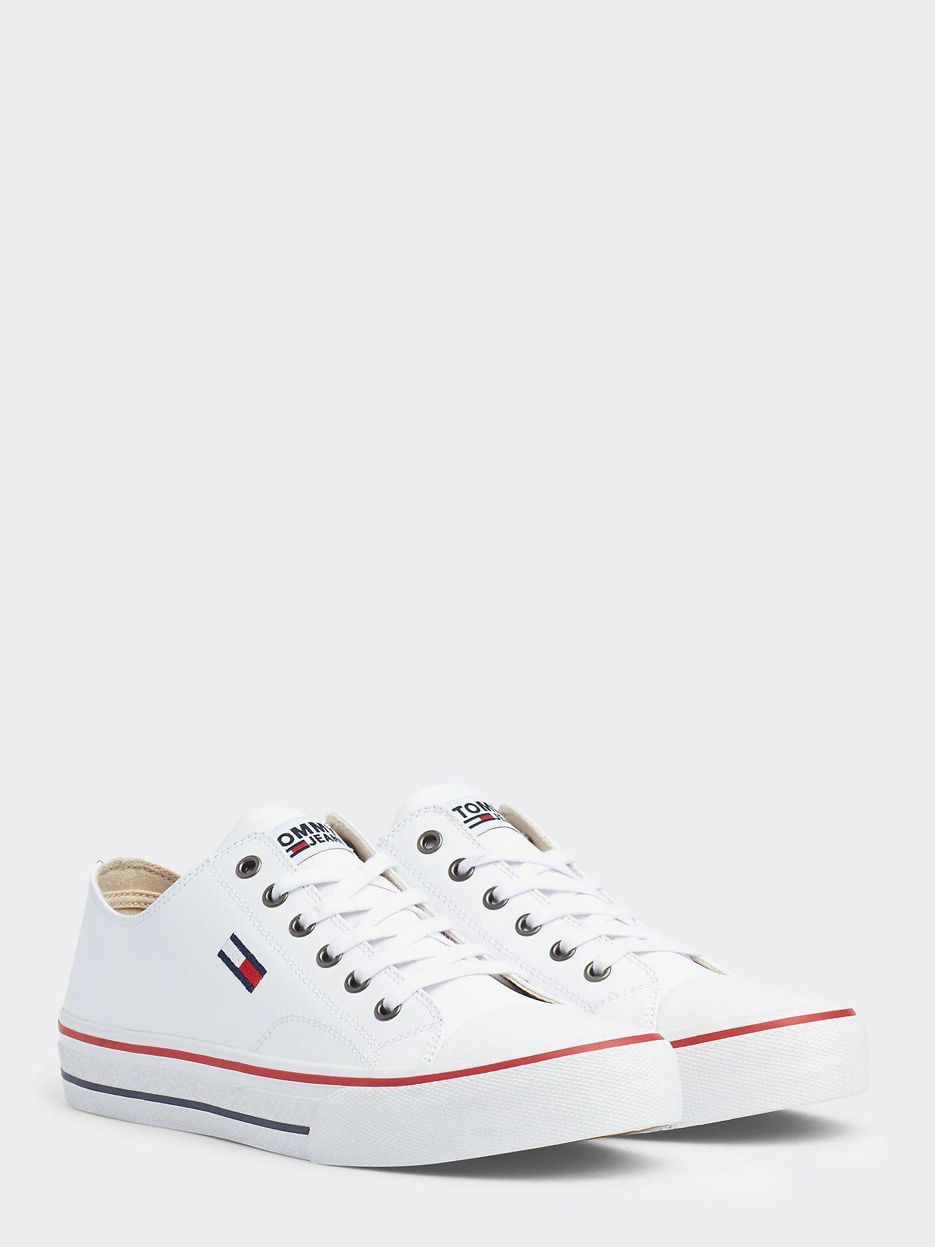 Кеды мужские Tommy Hilfiger EM0EM00394-YBS купить обувь, 2017