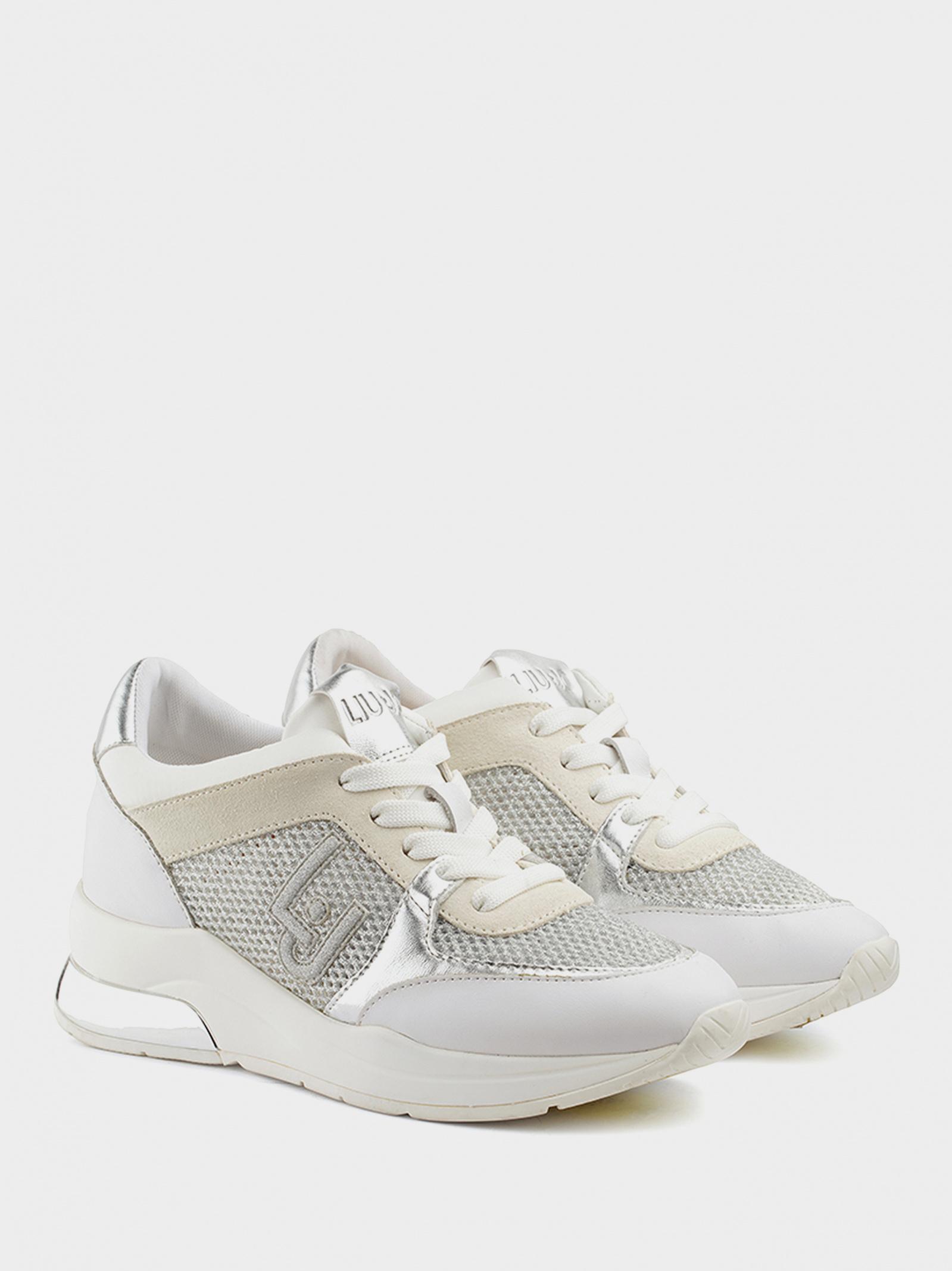 Кросівки  жіночі Liu Jo Karlie 12 BA0031TX03201111 ціна взуття, 2017