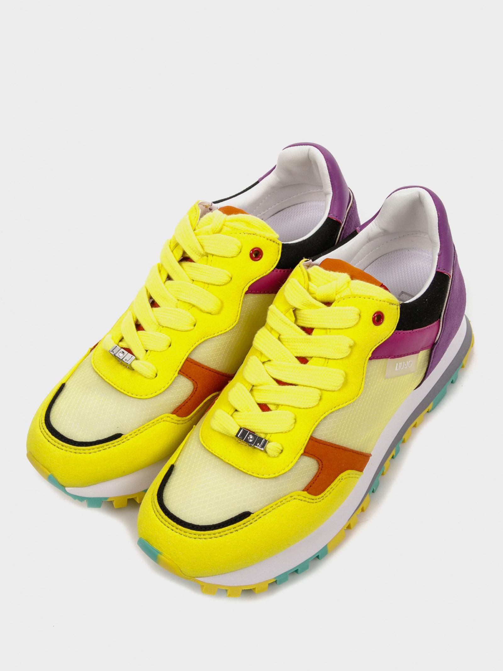 Кросівки  жіночі Liu Jo Wonder 2.0 BXX063TX09500004 модне взуття, 2017