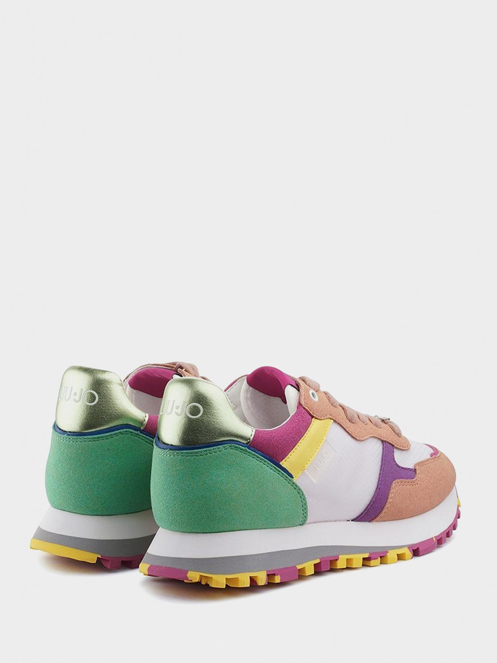Кросівки  жіночі Liu Jo Wonder 2.0 BXX063TX09551315 ціна взуття, 2017