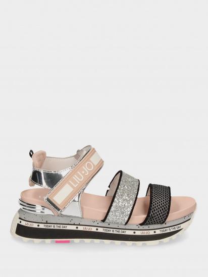 Босоніжки  жіночі Liu Jo BXX069TX115S10S1 брендове взуття, 2017