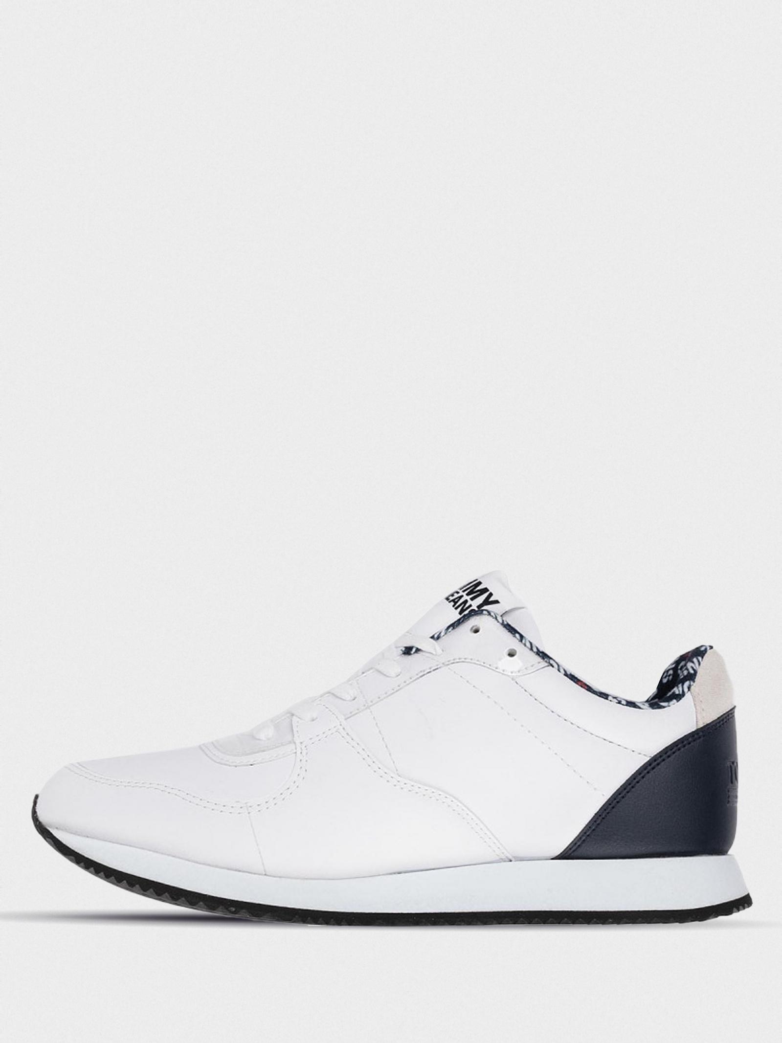 Кроссовки для мужчин Tommy Hilfiger TOMMY JEANS EM0EM00372-0K5 примерка, 2017