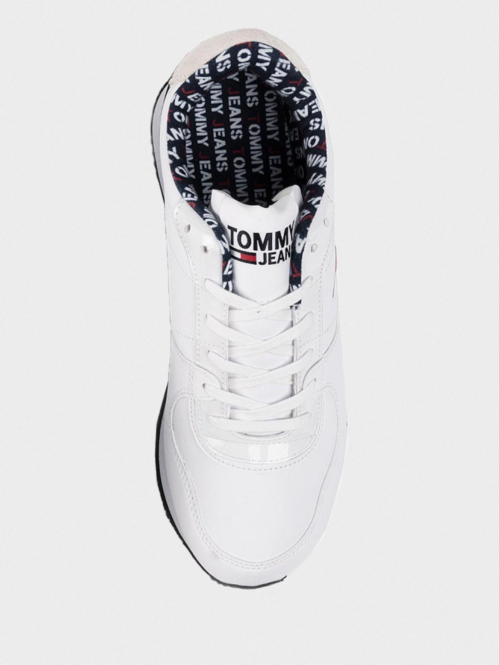 Кросівки  для чоловіків Tommy Hilfiger TOMMY JEANS EM0EM00372-0K5 , 2017