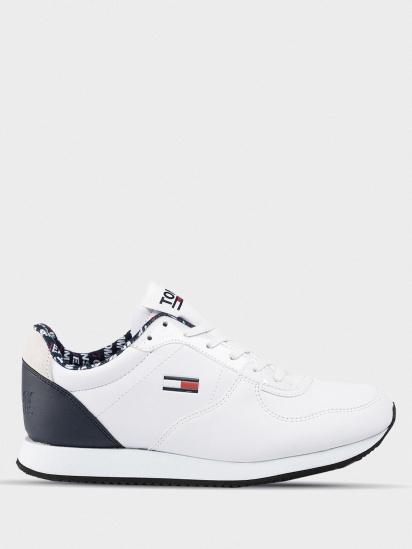 Кроссовки для мужчин Tommy Hilfiger TOMMY JEANS EM0EM00372-0K5 купить в Интертоп, 2017