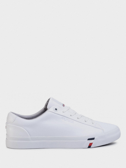 Кеды мужские Tommy Hilfiger CORPORATE LEATHER SNEAKER FM0FM02672-YBS , 2017