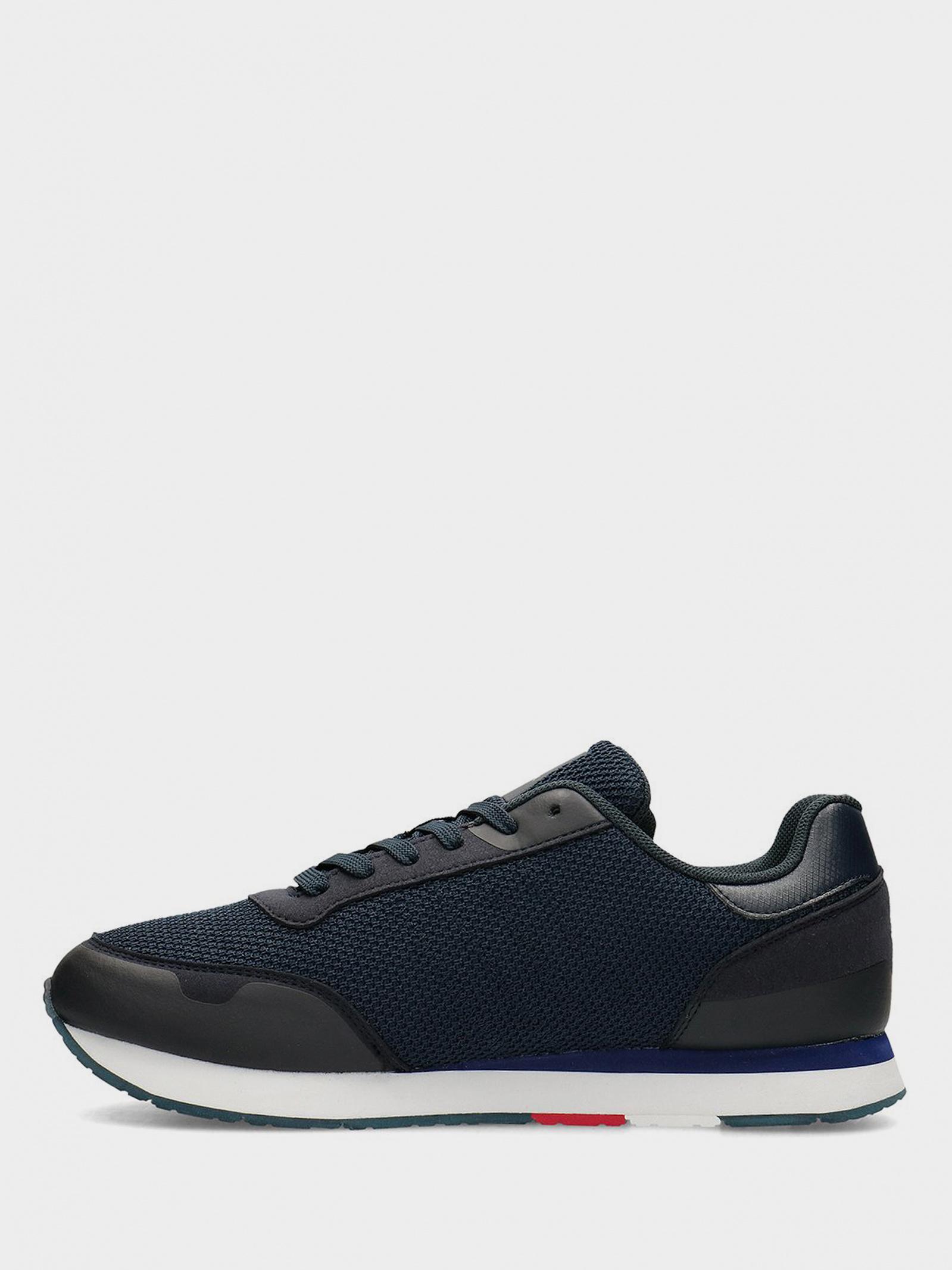 Кроссовки для мужчин Tommy Hilfiger CORPORATE MATERIAL MIX RUNNER FM0FM02688-DW5 купить, 2017