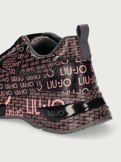 Кросівки для міста Liu Jo модель BF0017EX02222222 — фото 4 - INTERTOP