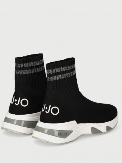 Кросівки для міста Liu Jo модель BF0021TX02222222 — фото 3 - INTERTOP
