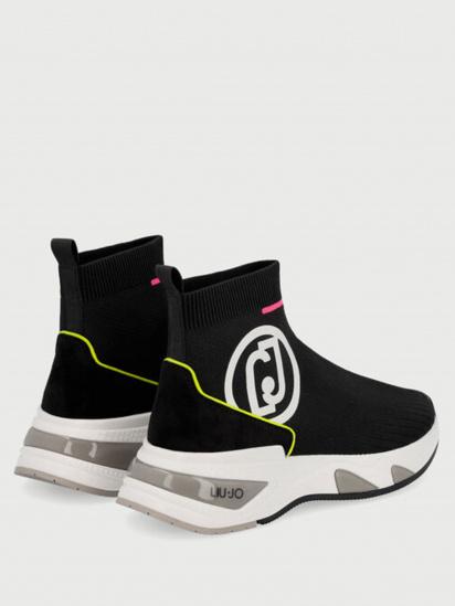 Кросівки для міста Liu Jo модель BA1041TX02222222 — фото 2 - INTERTOP