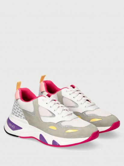 Кросівки для міста Liu Jo модель BF0017PX097S1030 — фото 4 - INTERTOP
