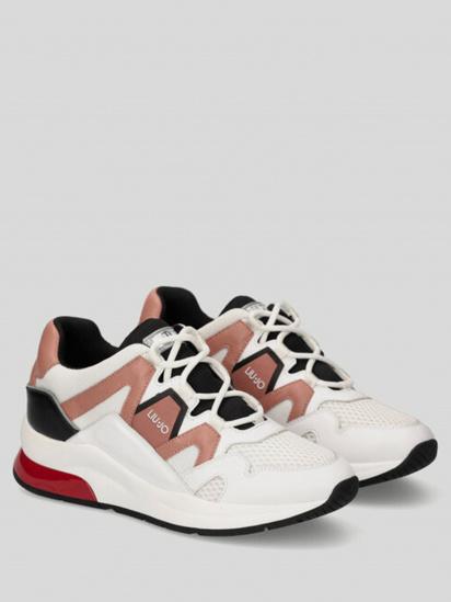Кросівки для міста Liu Jo модель BF0083EX03001111 — фото 4 - INTERTOP