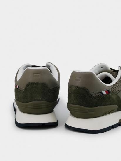 Кросівки для міста Tommy Hilfiger модель FM0FM03629-RBN — фото 4 - INTERTOP
