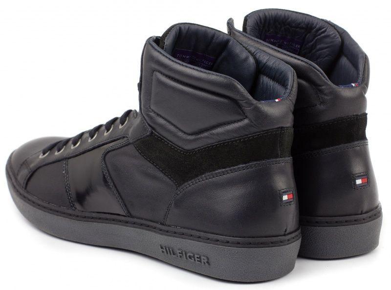 Ботинки для мужчин Tommy Hilfiger TE480 примерка, 2017