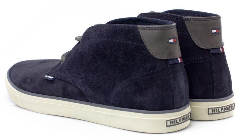 Ботинки для мужчин Tommy Hilfiger TE481 примерка, 2017