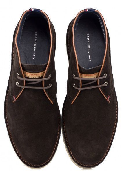 Tommy Hilfiger Ботинки  модель TE484 размерная сетка обуви, 2017