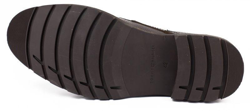 Ботинки мужские Tommy Hilfiger TE487 , 2017
