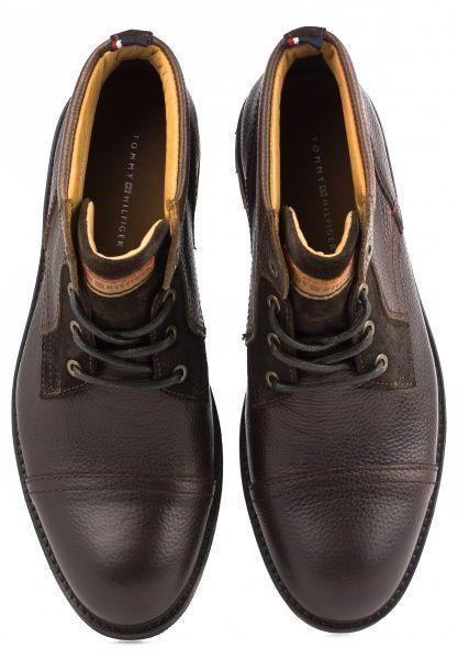 Ботинки мужские Tommy Hilfiger TE487 брендовая обувь, 2017