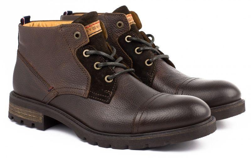 Ботинки для мужчин Tommy Hilfiger TE487 брендовая обувь, 2017
