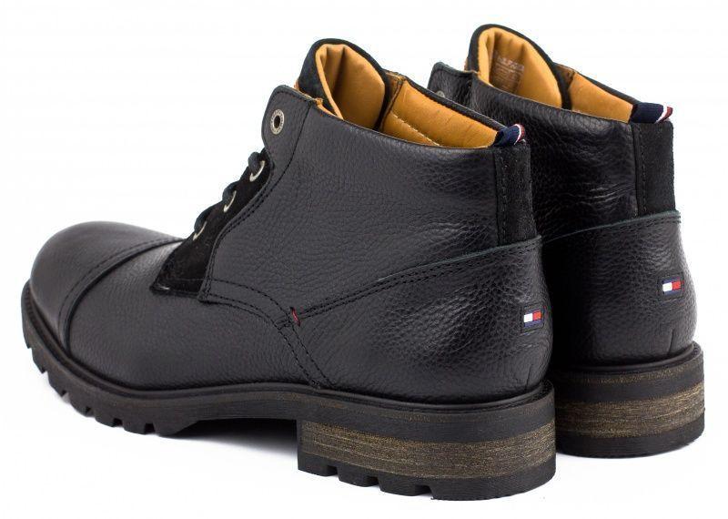 Ботинки для мужчин Tommy Hilfiger TE488 примерка, 2017