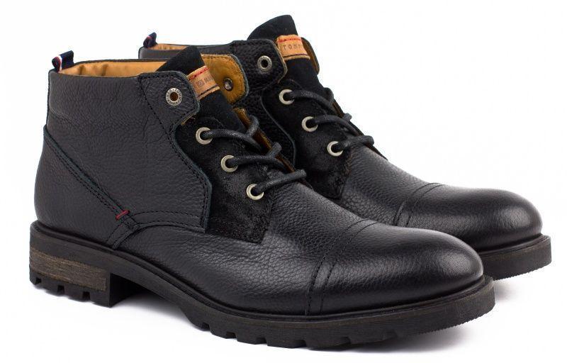 Ботинки для мужчин Tommy Hilfiger TE488 брендовая обувь, 2017