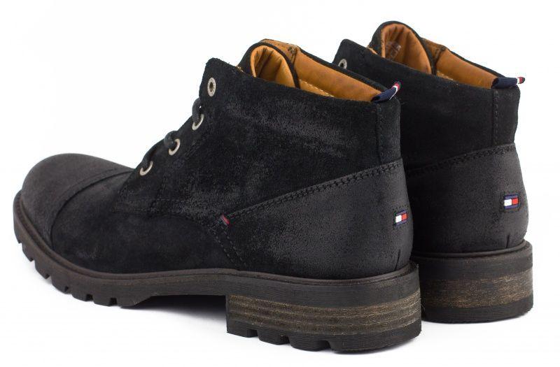 Ботинки для мужчин Tommy Hilfiger TE489 примерка, 2017