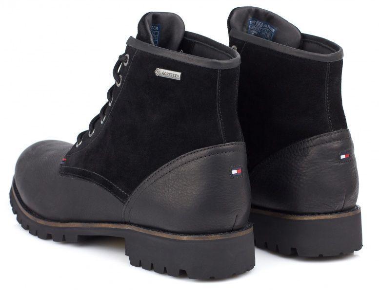Ботинки для мужчин Tommy Hilfiger TE490 примерка, 2017