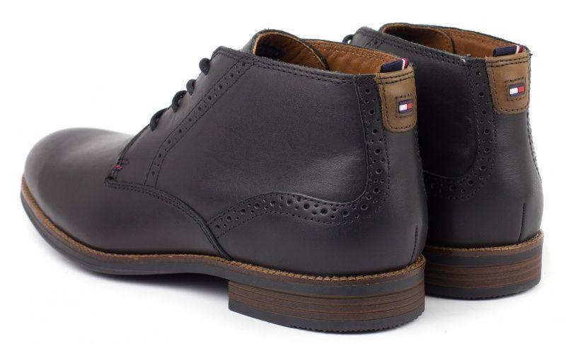 Ботинки для мужчин Tommy Hilfiger TE493 примерка, 2017