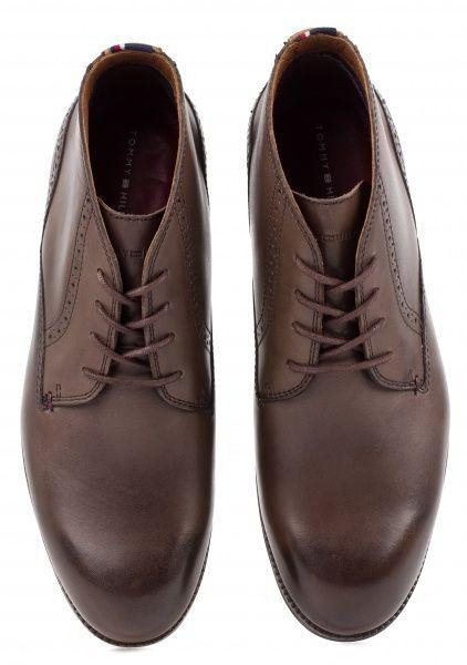 Ботинки мужские Tommy Hilfiger TE494 брендовая обувь, 2017