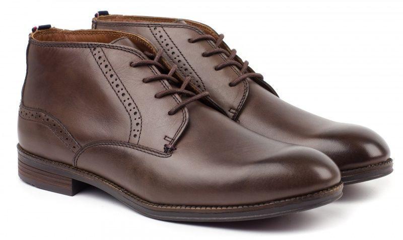 Ботинки для мужчин Tommy Hilfiger TE494 брендовая обувь, 2017