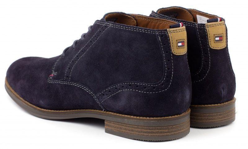 Ботинки для мужчин Tommy Hilfiger TE495 примерка, 2017