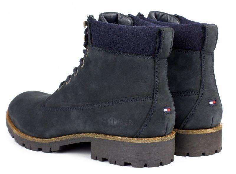 Ботинки для мужчин Tommy Hilfiger TE497 примерка, 2017