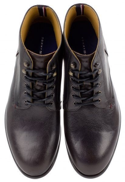 Tommy Hilfiger Ботинки  модель TE502 размерная сетка обуви, 2017