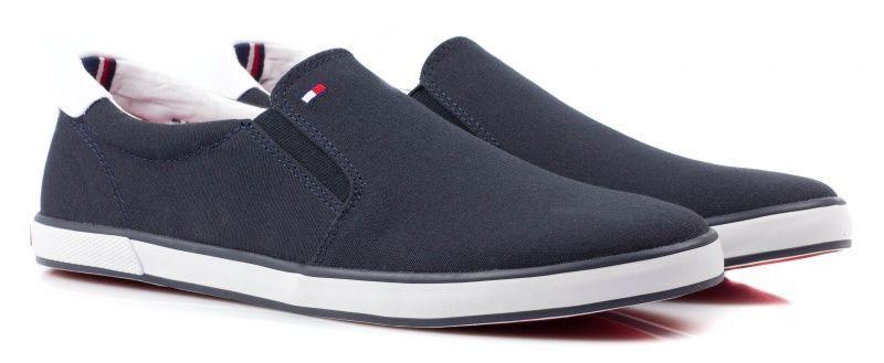 Cлипоны для мужчин Tommy Hilfiger TE511 брендовая обувь, 2017
