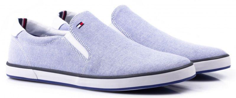 Cлипоны для мужчин Tommy Hilfiger TE512 брендовая обувь, 2017
