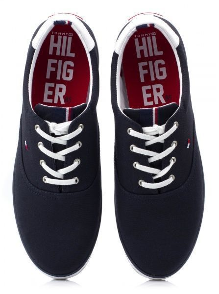 Кеды для мужчин Tommy Hilfiger TE513 размерная сетка обуви, 2017