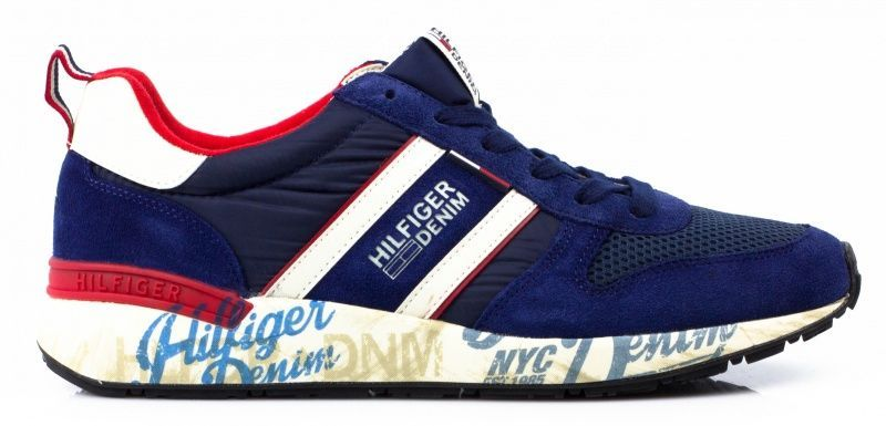 Кроссовки для мужчин Tommy Hilfiger TE519 продажа, 2017