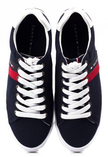 Кеды для мужчин Tommy Hilfiger TE521 размерная сетка обуви, 2017