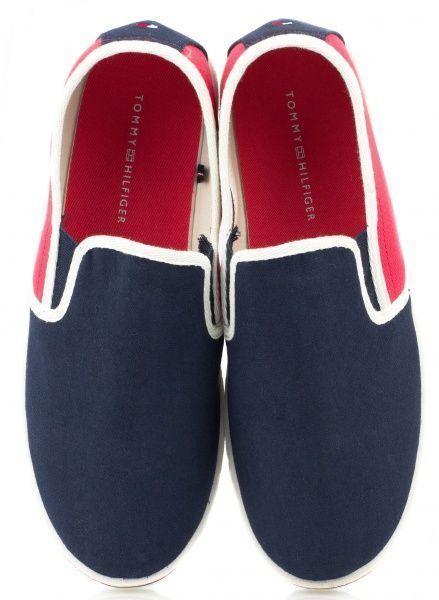 Tommy Hilfiger Cлипоны  модель TE533 размерная сетка обуви, 2017