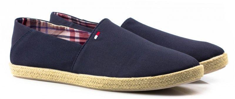 Cлипоны для мужчин Tommy Hilfiger TE534 брендовая обувь, 2017