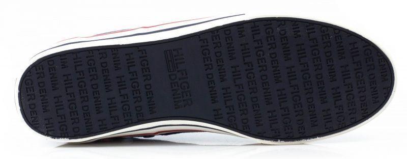 Кеды для мужчин Tommy Hilfiger TE536 брендовая обувь, 2017