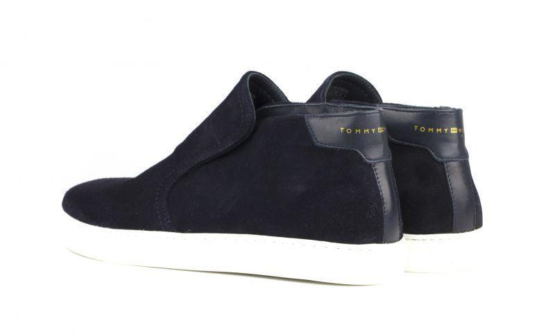 Ботинки для мужчин Tommy Hilfiger TE564 примерка, 2017