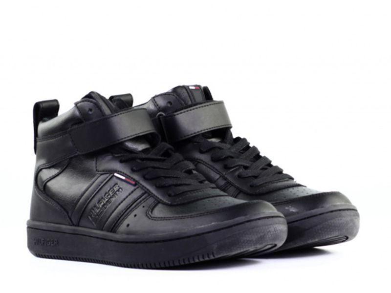 Купить Ботинки мужские Tommy Hilfiger TE566, Черный
