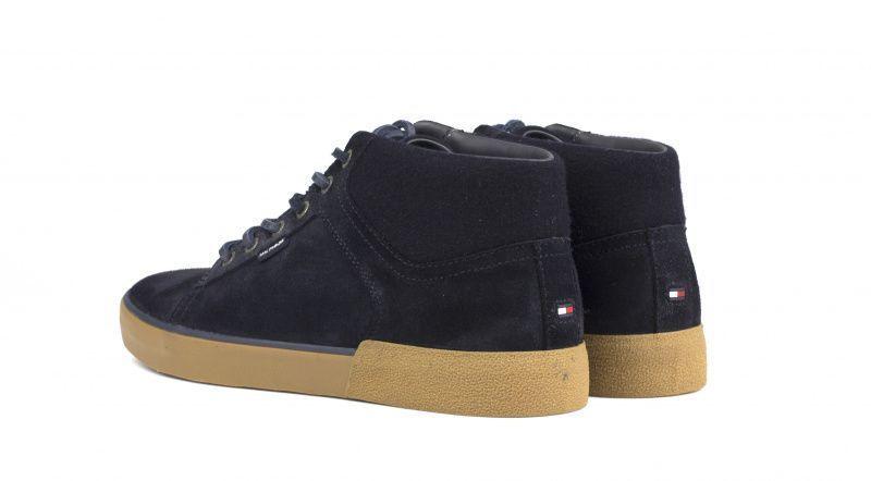 Ботинки для мужчин Tommy Hilfiger TE568 примерка, 2017